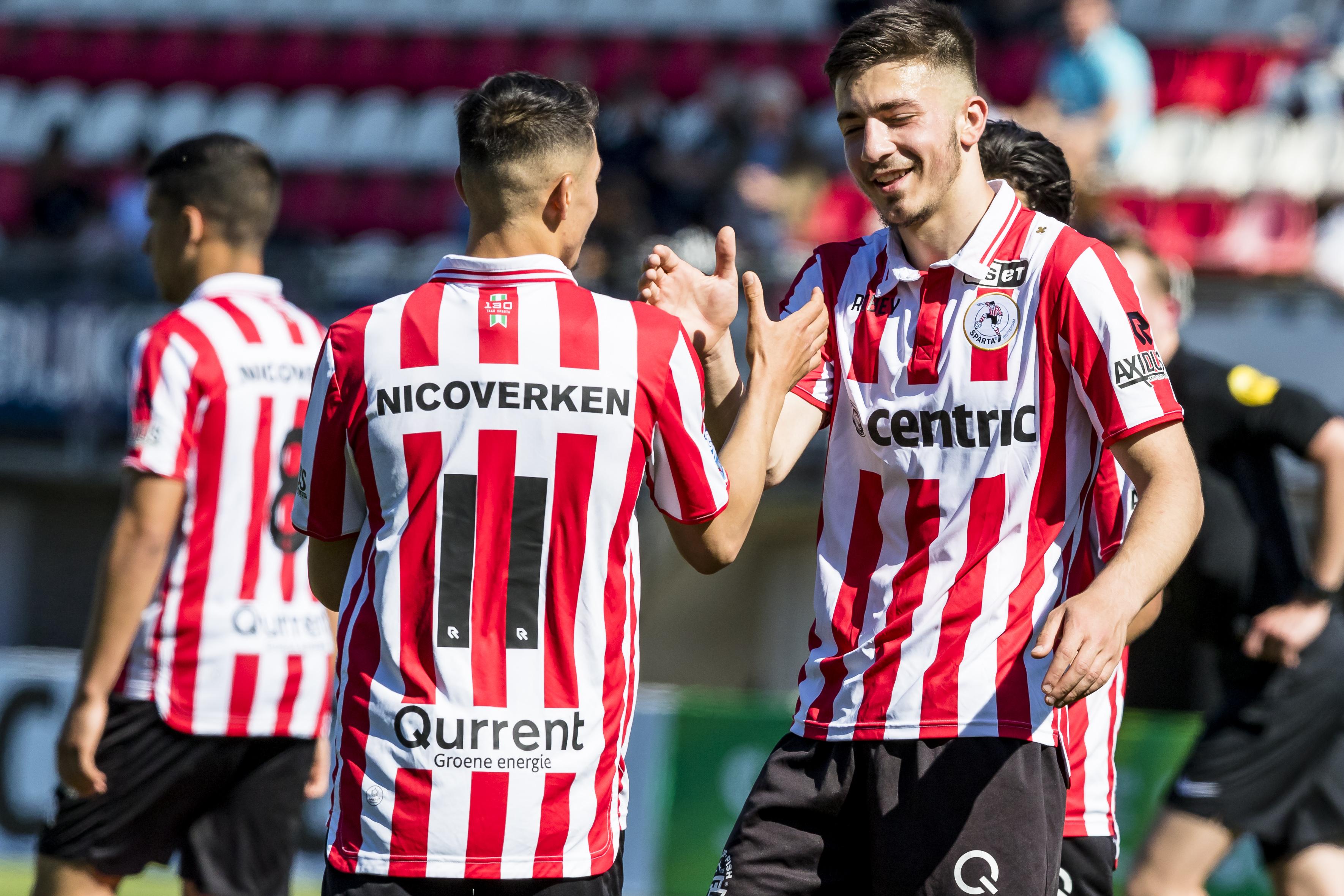 Halil Dervisoglu gewisseld na vijf goals: 'Morgen bij A ...